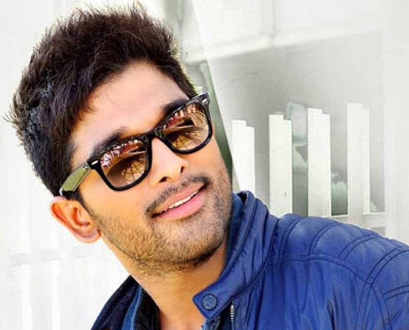 Telugu hero allu arjun photos com