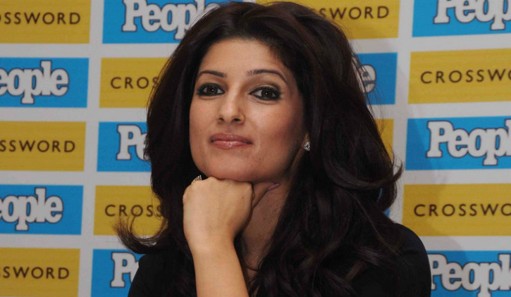 Twinkle Khanna Is An Indian Interior Designer Newspaper Columnist Film Producer Author And Former Actress